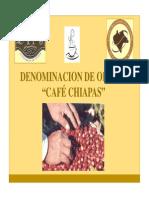 Denominacion de Origen Cafe de Chiapas