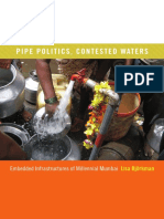 Pipe Politics, Contested Waters by Lisa Björkman