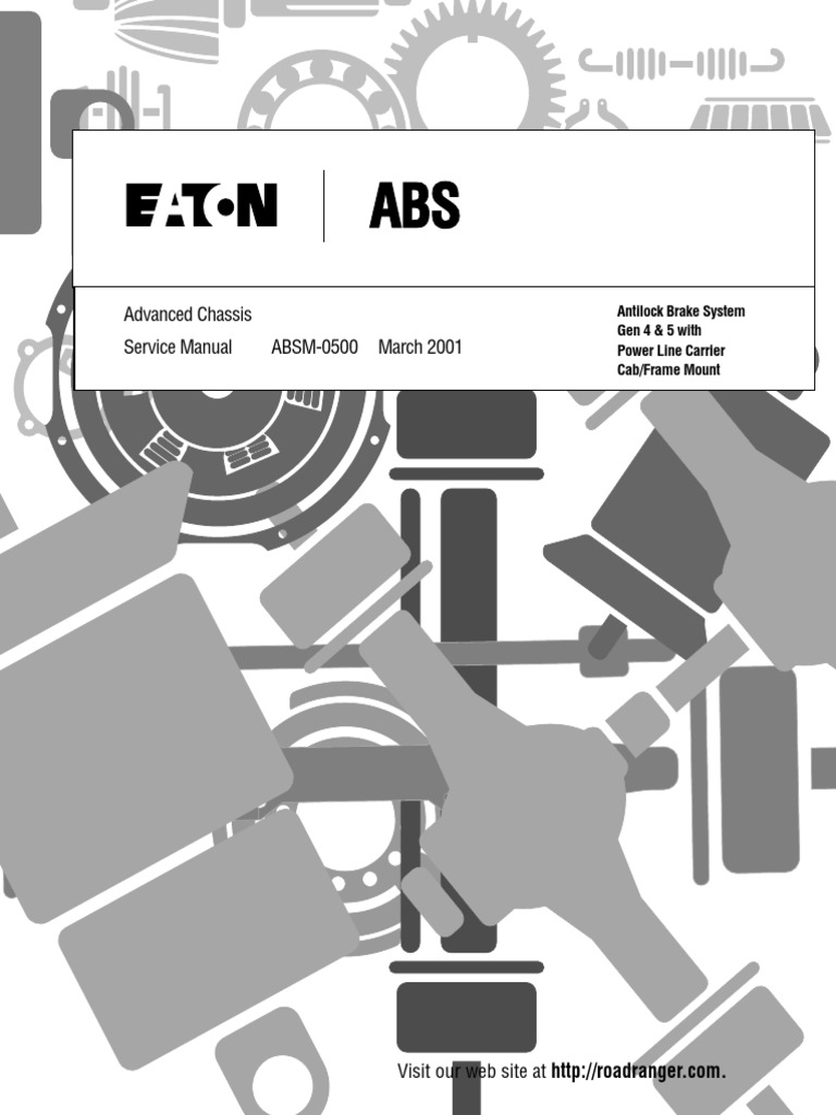 ABS eaton pdf | Anti Lock Braking System | Automatic