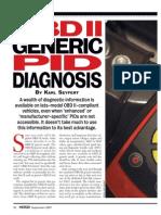 Obd2 Diagnostics
