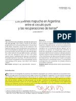 Los jóvenes mapuche en Argentina