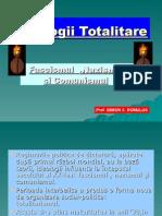 Ideologii Totalitare