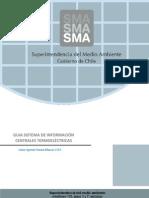 GuiaCentralesTermoelectricas Versión 1.1 Aplicaciónreportes2014