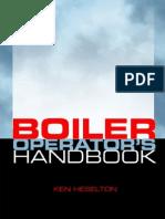 Boiler Operator's Handbook by Kenneth S Heselton