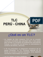Tlc Perú - China