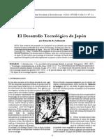 Desarrollo Tecnologico Japon