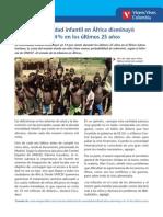 Mortalidad Africa