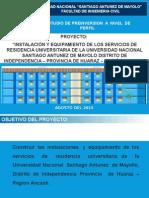 Proyecto Residencia Unasam