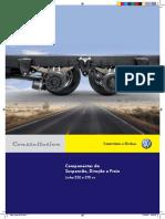 Componentes da Suspensão, Direção e Freio Linha 320 e 370cv