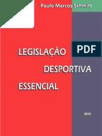 Legislacao Desportiva Essencial 2015