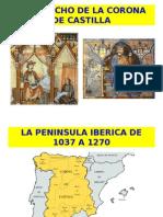 El Derecho de La Corona de Castilla