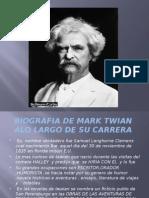 Biografia de Mark Twain