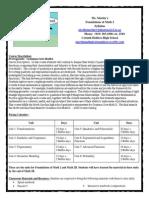 foundations of math 2 syllabus