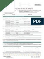 RAI-busqueda Activa Empleo BAE