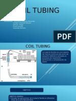Coil Tubing udabol