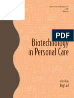Biotechnology in Personal Care (Raj Lad)