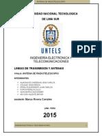 ANTENAS DE RADIOTELECCOPIO