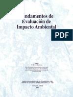 Fundamentos de impacto ambiental
