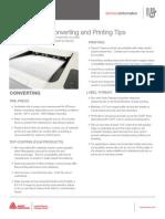 LaserInkJet - printing tips
