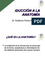 01 Introduccion a La Anatomia