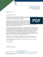 rachel allen letter of recommendation - beth georges