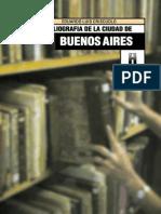 CRISCUOLO, Bibliografía de Buenos Aires