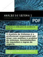 Análise de Sistema i