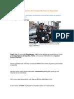 20-08-2015 Puebla Noticias - Asistirá RMV a La Reunión Del Consejo Nacional de Seguridad Pública