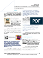 Design, Tecnologia e David Carson