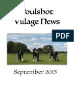 Poulshot Village News - September 2015