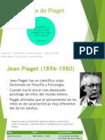 Teoría de Piaget-