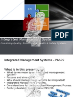 All About Integrated Management Systems