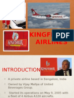 Presentation Kingfisher