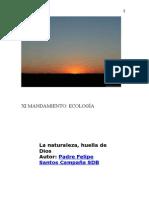 XI mandamiento ecología.doc