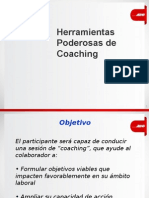 Herramientas Coaching