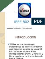PRESENTACION- WIMAX