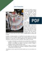 Vestido Folclórico Panameño