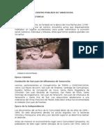 Diagnostico Del Centro Poblado de Yanacocha