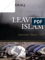 Ibn Warraq - Leaving Islam. Apostates Speak Out [2003]