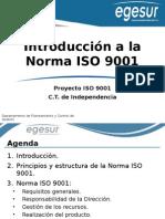 2015-05-04 Introducción a La Norma ISO 9001 (C.T. Independencia)