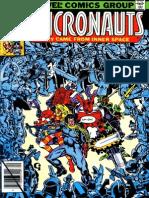 The Micronauts 9 Vol 1