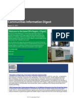 EPA Region 7 Communities Information Digest - Aug 21, 2015