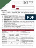 Registro de Inducion ODI 2015 Generico