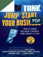 Shark Tank Jumpstart Your Business