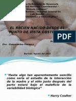 Recien Nacido Obstetricia