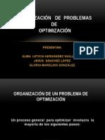 Organización de Problemas