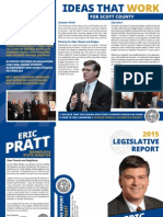 2015 Legislative Review - Scott County