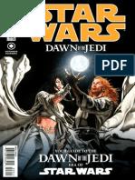 Star Wars Dawn of the Jedi - Force Storm