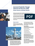 Enhanced Oil Recovery Datasheet