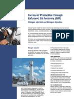 Enhanced Oil Recovery Datasheet